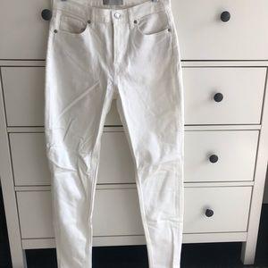 White EVERLANE Skinny Jean!